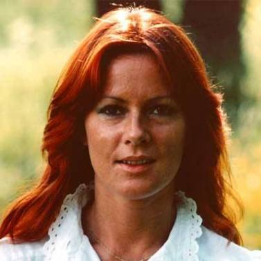 Frida from Abba Photo credit ABBA